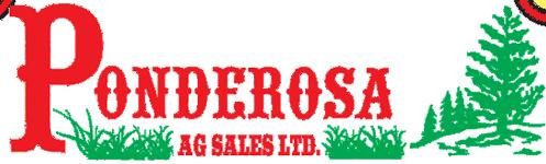 Ponderosa Ag Sales Ltd.